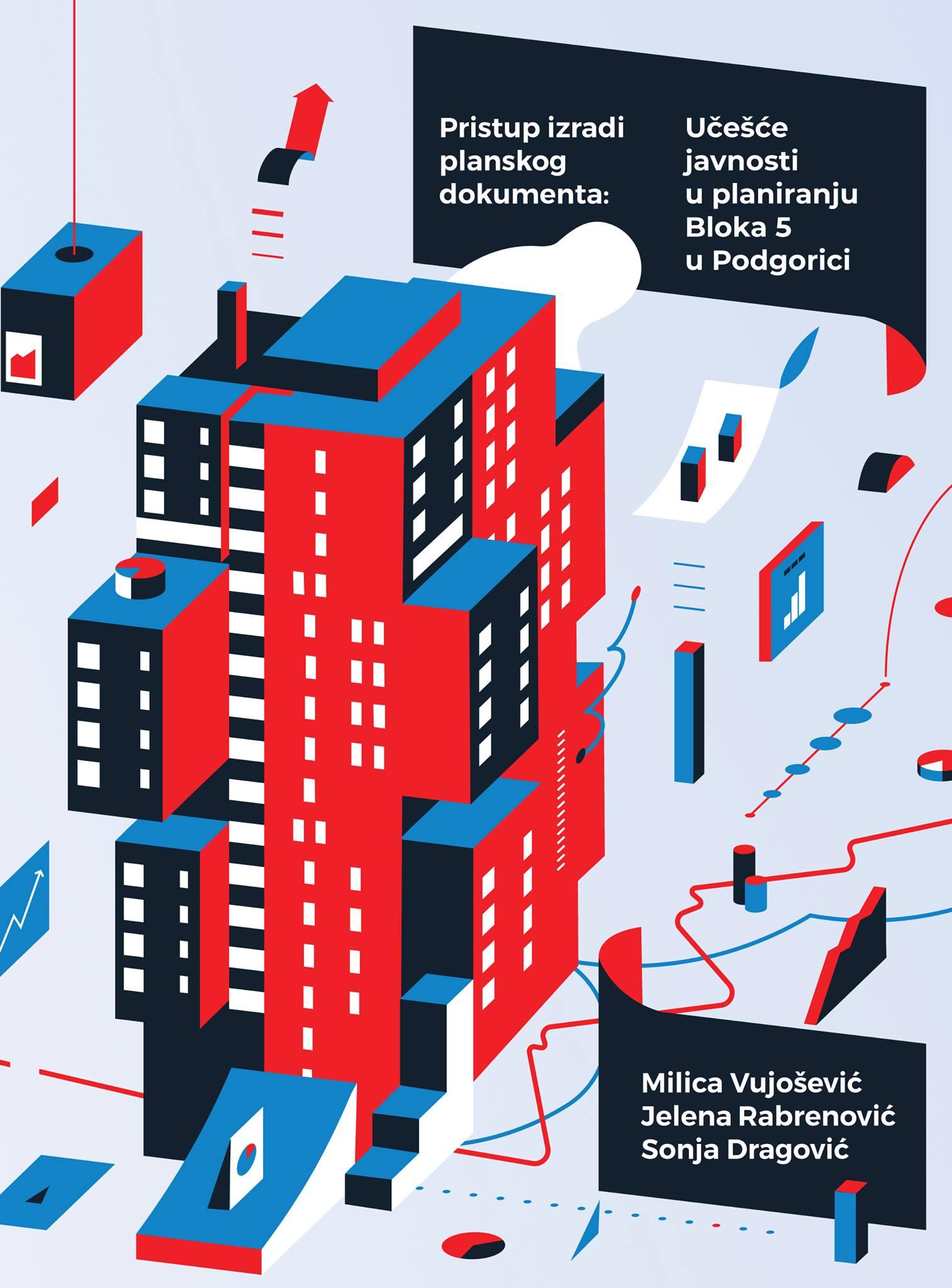 Pristup izradi planskog dokumenta: Učešće javnosti u planiranju Bloka 5 u Podgorici