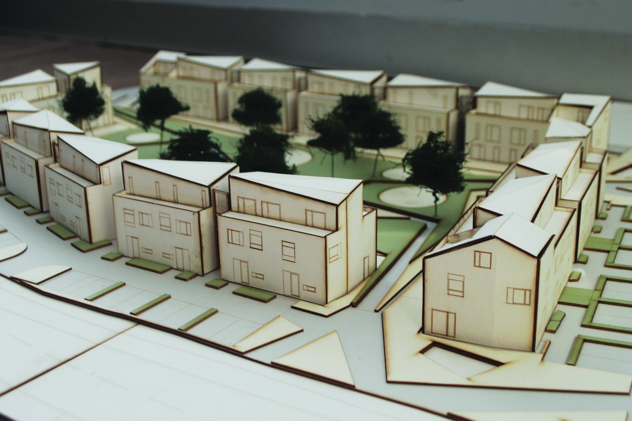 Zagorič Gated Community – rezidencijalni kompleks