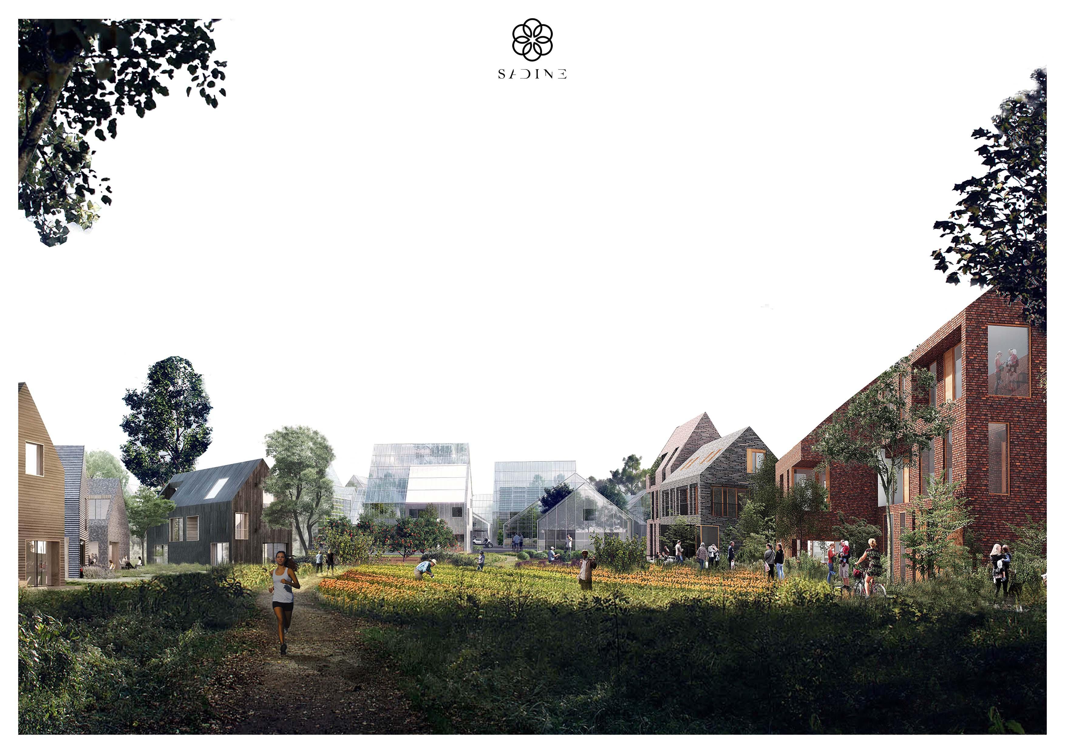Urbanističko-arhitektonsko rješenje i Studija sa preporukama za način urbanizacije prostora Sadine – POHVALA