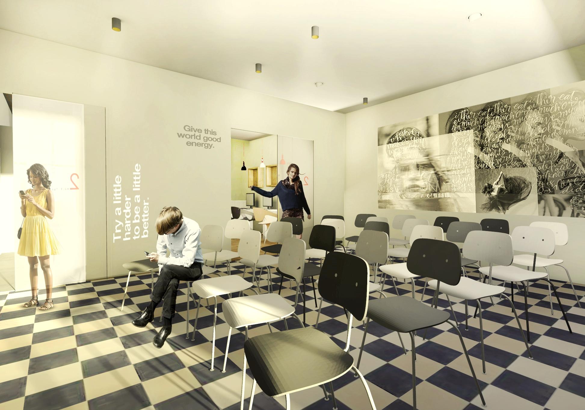 Omladinski centar, kulturno – edukativni prostor za mlade