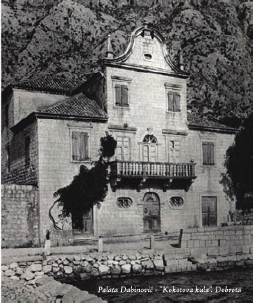 Palata Dabinović – Kokotova kula